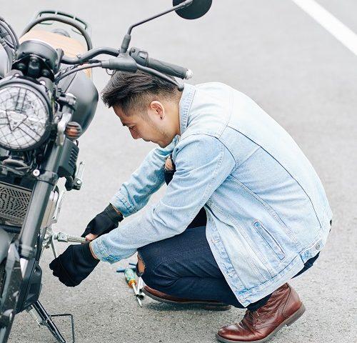 le kitt afam pour moto